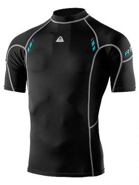Waterproof R30 Mens Rash Vest - Short Sleeve