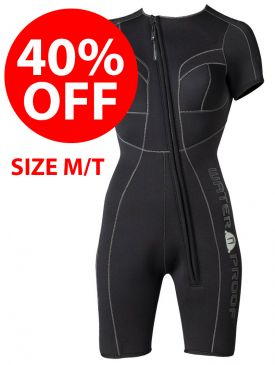 CLEARANCE - 40% OFF - Waterproof W 5mm Ladies Overvest - M/T