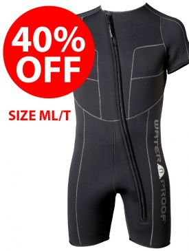 CLEARANCE - 40% OFF - Waterproof W 5mm Mens Overvest - ML/T