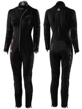 Waterproof W1 5mm Ladies Wetsuit
