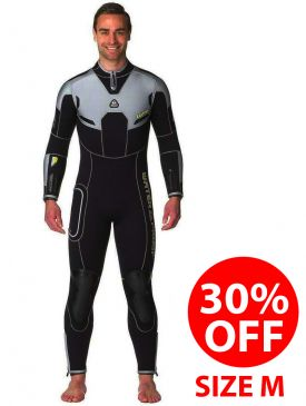 CLEARANCE - 30% OFF - Waterproof W4 7mm Mens Wetsuit M