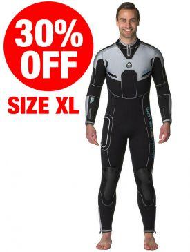 CLEARANCE - 30% OFF - Waterproof W4 5mm Mens Fullsuit - Size XL