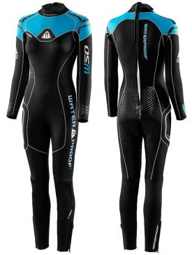 Waterproof W50 5mm Ladies Wetsuit