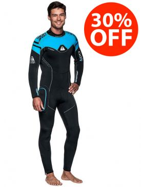 30% OFF - Waterproof W80 8mm Mens Wetsuit - X-Small (CLEARANCE)