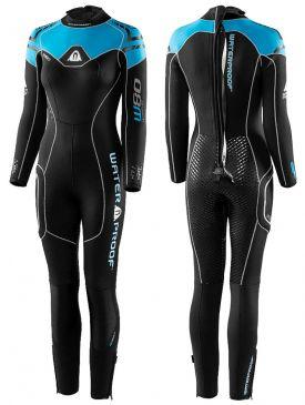 Waterproof W80 8mm Ladies Wetsuit