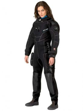Waterproof D10 PRO ISS Drysuit - Womens