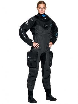 Waterproof D1X Hybrid Drysuit - Womens