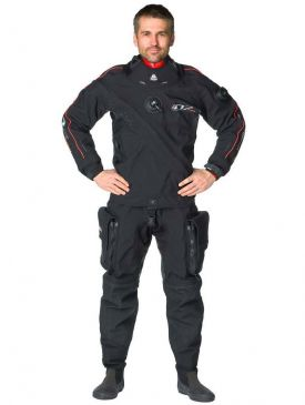 Waterproof D7 PRO ISS Drysuit - Mens