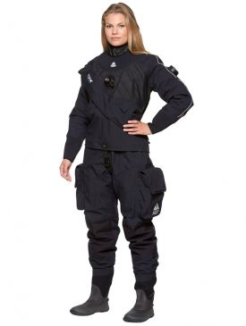Waterproof D9X Breathable Drysuit - Womens
