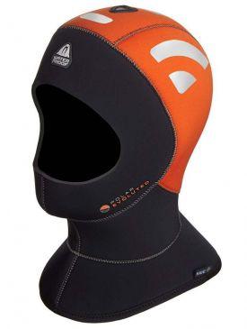 Waterproof H1 5/7mm High Visibility Polar Full Hood