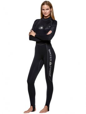 Waterproof NeoSkin 1mm Womens Wetsuit