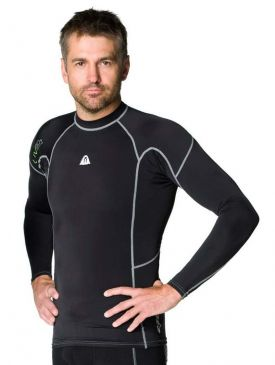 Waterproof R30 Mens Rash Vest - Long Sleeve