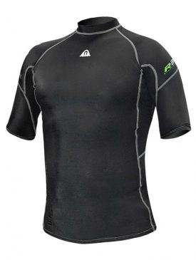Waterproof R30 Mens Rash Vest - Short Sleeve