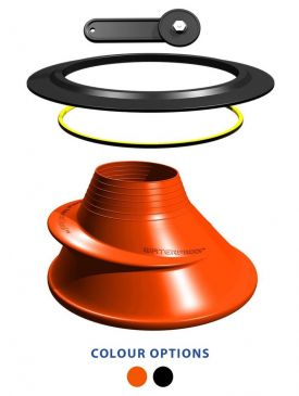 Waterproof Silicone Neck Seal Kit