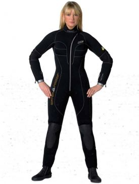 Waterproof W1 5mm Ladies Wetsuit