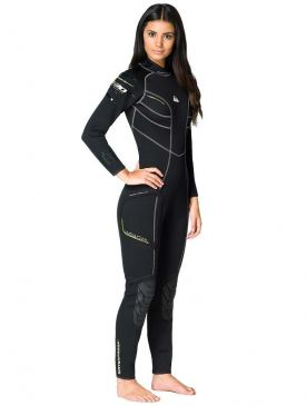 Waterproof W30 Womens Wetsuit 2.5mm