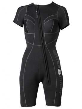 Waterproof - W1 5mm Overvest Ladies Wetsuit