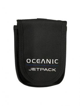 Oceanic Jetpack Weight Pocket Velcro (Single)