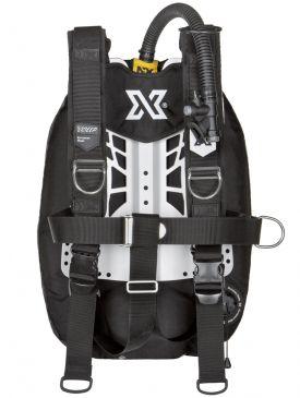 XDeep NX Zen Deluxe Wing - Aluminium Backplate