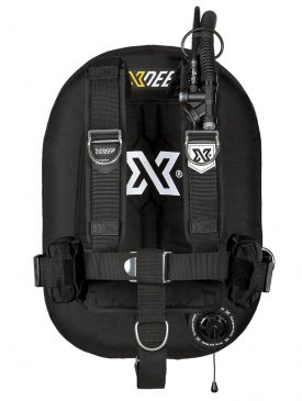 XDeep Zeos 28lb Comfort System - Aluminium Backplate