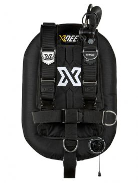 XDeep Zeos 28lb Deluxe System - Aluminium Backplate