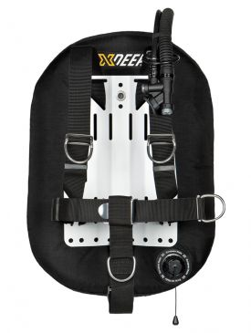 XDeep Zeos 28lb Standard System - Aluminium Backplate