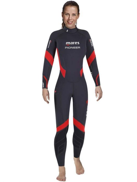 Buy Mares Pioneer 5mm Womens Wetsuit – FAST Delivery  e6bb44f59
