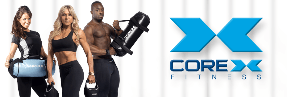 We Stock CoreX Fitness Products