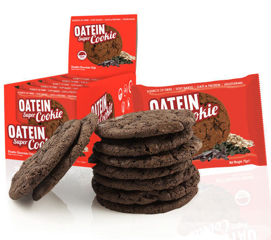 Oatein Protein Cookies